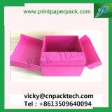 Настраиваемые легко запаса картона лентой косметический костюм складные книги в подарочной упаковке .