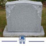 カスタマイズされたデザインのヨーロッパ人またはロシアまたは米国式の花こう岩の墓碑