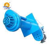 Pompa di pozzetto verticale sommergibile con l'agitatore