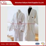 Hôtel blanc Robe en velours de luxe