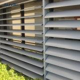 Deflector de cerca de Arquitectura de alumínio da fresta de sombra da Sun