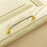 Мебель в европейском стиле металлические золото латунь тянет цинка ручки шкафа электроавтоматики