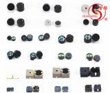 Высокое качество звучания для поверхностного монтажа выходного сигнала звукового сигнализатора 11 x 9 мм 3 В датчика Dxp1109017 пьезоэлектрическими форсунками для поверхностного монтажа