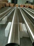 ステンレス鋼はさみ金、ステンレス鋼の背部管およびチタニウムの背部管Ssターゲット