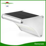 Модуль солнечной энергии является водонепроницаемым 24 светодиодов радар Движение света в саду