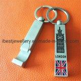 London Keyrings - British Loja Keyrings - Union Jack Botter Chaveiro abridor