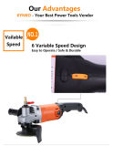 Ferramentas China Power Angle Grinder 1400W Wet Grinder (KD25A)