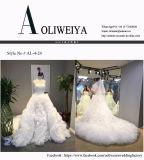 Gorgeous Princess Ball Gown Design vestido de casamento nupcial