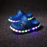 Moda atacado LED Light Summer Sandle Shoes LED Shoes for Kids