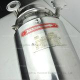 China-Lieferanten-Edelstahl-Getränk/Milch-zentrifugale Übergangspumpe