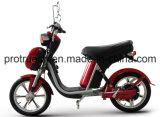 motocicleta elétrica do motor 500W sem escova