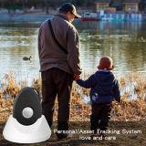 機能および組み込みの動きセンサー聞のSosの緊急ボタンを持つ3G小型大きさで分類されたGPSの追跡者を、熱販売する