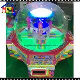 Macchina del gioco di estinzione della scanalatura per crane giocattolo e caramella