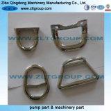 ステンレス鋼が付いている精密鋳造の部品