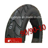 Schlauchloser elektrischer Roller-Reifen-Roller-Gummireifen von Vietnam 90/90-10