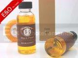 frasco plástico cosmético do animal de estimação 45ml para o champô