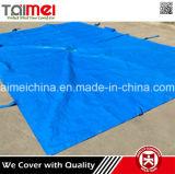 Qualité couverture en plastique de syndicat de prix ferme de bâche de protection de 14 pi pour la dans-Prise de masse et au-dessus du syndicat de prix ferme au sol