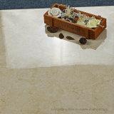 Hotalのための光沢のある磨かれた磁器のCremaのMarfilによって艶をかけられる床タイル