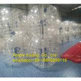 2015大人のための高品質1.2m/1.5m PVC/TPUの相棒の豊富な球、膨脹可能な巨大な球フットボール膨脹可能なボディZorbの球