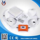 Doppelband3g 4G 1800/2100MHz mobiler Signal-Verstärker des neuen Entwurfs-