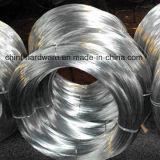 熱浸された電流を通された鉄のワイヤー/エレクトロは構築の工場のための結合の有線結着ワイヤーに直接供給する電流を通した