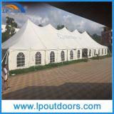 12X36m im Freien Stahlrahmen-hohe Spitzen-Festzelt-Stöpsel-Pole-Zelt für Hochzeit