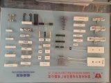 Induttore al piombo radiale di memoria 7*6.5 del timpano del tubo restringente caldo di stile