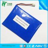 Goedkope 3.7V Lipo Het Pak van de Batterij 13500mAh Lithiun van de batterij 10000mAh voor leiden