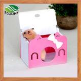 Design Wildforlife Bonitinha Gato Hamster Hideaway House adequados para os hamsters Anões