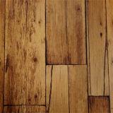 Широко используется в гостиной оформлены в современном стиле Wood Design моющиеся обои