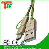 Hot Sales 3in1 Universal Micro USB Cable
