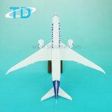 Boeing Dreamliner b787-8 het Model van de Vliegtuigen voor de burgerluchtvaart van de Hars