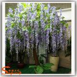 결혼식 훈장 섬유유리 인공 꽃 나무
