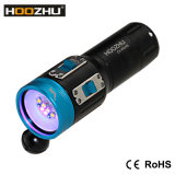 Hoozhu V13 Divng 빛 5 색깔 최대 2600lumens