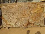 Marmo del Brown della foresta pluviale dell'inclusione di prezzi di fabbrica per la decorazione domestica