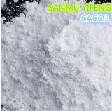 Polvo pesado/precipitado de la pureza elevada del alimento/del grado industrial de calcio del carbonato