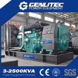 중국 공장 100kw 125kVA 중국 Yuchai 디젤 엔진 발전기 세트