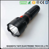 4 * AAA Battery Powered LED Torch Work Light 6W COB LED Lanterna Retrátil