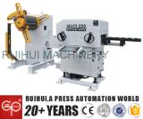 3-в-1 Nc листовой металл вакуумного усилителя тормозов машины Uncoiler камеры выпрямитель для волос и Сделано в Китае (MAC2-500)