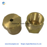 Hexagon Flang Cap Brass Nuts Fittings for Air Conditioner Parts