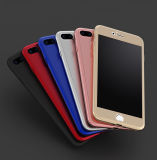Caixa de telefone protetora completa Matte popular para iPhone 7