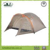 6p Pole-kampierendes Zelt der doppelten Schicht-3 mit Extension