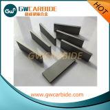 Placas del carburo de tungsteno de la materia prima
