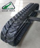 400*72.5W*74置換の掘削機は良質のゴムトラックボブキャットの箱のIhiトラックを追跡する