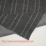 La tela impresa Spandex del Knit del poliester para la capa arropa los pantalones