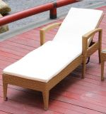Мебель ротанга стула слинга салона заплывания Sunlounge ротанга