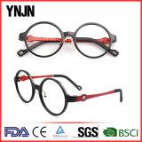 卸し売り方法Tr90フレームの男女兼用の子供の円形の目ガラス(YJ-G81148)