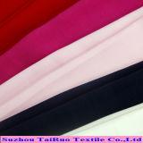 Poly tissu de pongé de Microfiber pour la jupe de Vers le bas-Épreuve