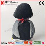 Pingüino suave del animal relleno de los juguetes para los cabritos del bebé