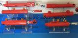 Cilindro hidráulico de vários estágios de caminhão de descarga da fábrica de confiança